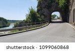 the tagliamento river  view... | Shutterstock . vector #1099060868