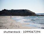 kata beach at kos  greece | Shutterstock . vector #1099067294