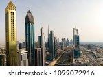 dubai  united arab emirates  ... | Shutterstock . vector #1099072916