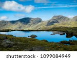 View Of Scafell Pike From The...