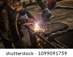 cropped shot of a professional...   Shutterstock . vector #1099091759
