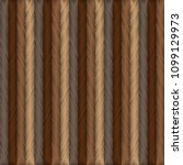 striped grunge tapestry style... | Shutterstock .eps vector #1099129973