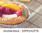 close up danish  | Shutterstock . vector #1099141976