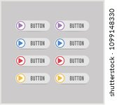 loudspeaker icon play icon | Shutterstock .eps vector #1099148330