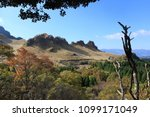 this is camel's hump mountain.... | Shutterstock . vector #1099171049