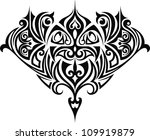 decorative i | Shutterstock .eps vector #109919879
