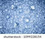 close up of ice | Shutterstock . vector #1099228154