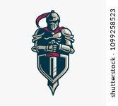 Knight Badge Design