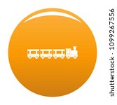 wagons icon. simple... | Shutterstock .eps vector #1099267556