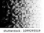 halftone gradient with... | Shutterstock .eps vector #1099295519