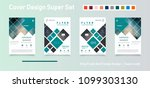 abstract composition. text... | Shutterstock .eps vector #1099303130