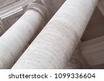 columns   in old city buiding | Shutterstock . vector #1099336604