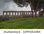 Small photo of Parco degli Acquedotti, or Aqueduct Park, is found in Rome (Italy). This park is found 8km outside of Rome and is so named because of the aqueducts that run through it.