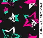 abstract seamless stars pattern....   Shutterstock .eps vector #1099354373