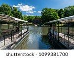 brussels  belgium   06 10 2017  ... | Shutterstock . vector #1099381700