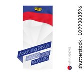 vector abstract banner template ... | Shutterstock .eps vector #1099383596