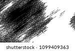 black and white grunge pattern... | Shutterstock . vector #1099409363