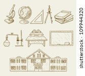 vector illustration of... | Shutterstock .eps vector #109944320