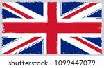 grunge flag of the united...   Shutterstock .eps vector #1099447079