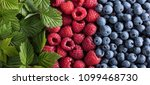 ripe and juicy fresh picked... | Shutterstock . vector #1099468730