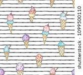 vector illustration. stylized... | Shutterstock .eps vector #1099500110