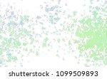 light blue  yellow vector...   Shutterstock .eps vector #1099509893