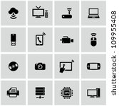 technology icons | Shutterstock .eps vector #109955408