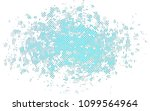 light blue vector layout with... | Shutterstock .eps vector #1099564964