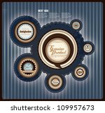 card design  web or card  | Shutterstock .eps vector #109957673