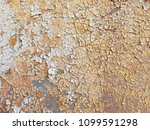 old rusty metal plate | Shutterstock . vector #1099591298