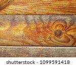 wood brown grain texture  top... | Shutterstock . vector #1099591418