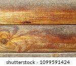 wood brown grain texture  top... | Shutterstock . vector #1099591424