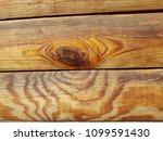 wood brown grain texture  top... | Shutterstock . vector #1099591430