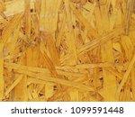 wooden pressed shavings natural ... | Shutterstock . vector #1099591448