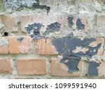 some old bricks in the wall.... | Shutterstock . vector #1099591940