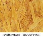 scrap wood recycle background | Shutterstock . vector #1099591958