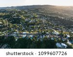 aerial view of canyon and... | Shutterstock . vector #1099607726