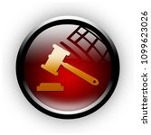 law button isolated. | Shutterstock . vector #1099623026