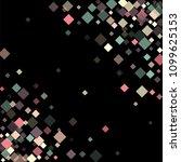 rhombus trendy minimal...   Shutterstock .eps vector #1099625153