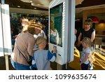 nizhny novgorod  russia   circa ... | Shutterstock . vector #1099635674
