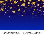 beautiful pattern thai style on ... | Shutterstock .eps vector #1099636346