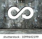 circular economy concept. white ...   Shutterstock . vector #1099642199