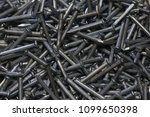 Small photo of Background for metal nut screw adhesive material. electric drill for workshop home construction