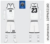 basketball jersey or sport...   Shutterstock .eps vector #1099652180