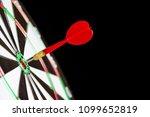 close up shot red darts arrows... | Shutterstock . vector #1099652819
