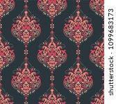 seamless pattern based on... | Shutterstock .eps vector #1099683173