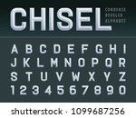 vector of modern chiseled... | Shutterstock .eps vector #1099687256