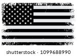 usa flag background.grunge... | Shutterstock .eps vector #1099688990