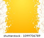 abstract white bubbles on... | Shutterstock .eps vector #1099706789