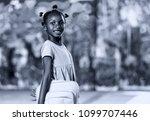primary elementary school scene ... | Shutterstock . vector #1099707446